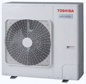 Наружные блоки Toshiba Super Digital Inverter